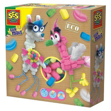 SES Creative Funmais - Lustige Pfeifenputzer Tiere