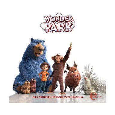 Edel CD Willkommen im Wunder Park - Hörspiel zum Kinofilm