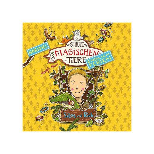 Universal CD Die Schule der mag Tiere: Endlich Ferien 2 - Silas und Ri