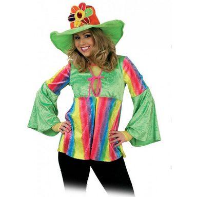 Buntes Hippie Kostüm Susan