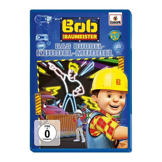 Sony DVD Bob der Baumeister 20 - Das Buddel-Kuddel-Muddel