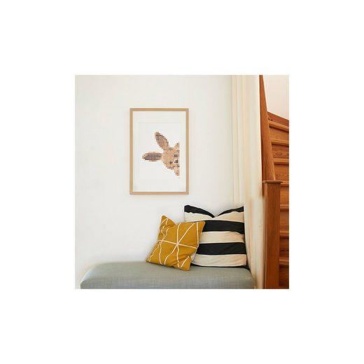 Dot On art - cuddle - bunny, 30 x 40 cm