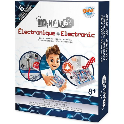 Mini Lab - Elektronik