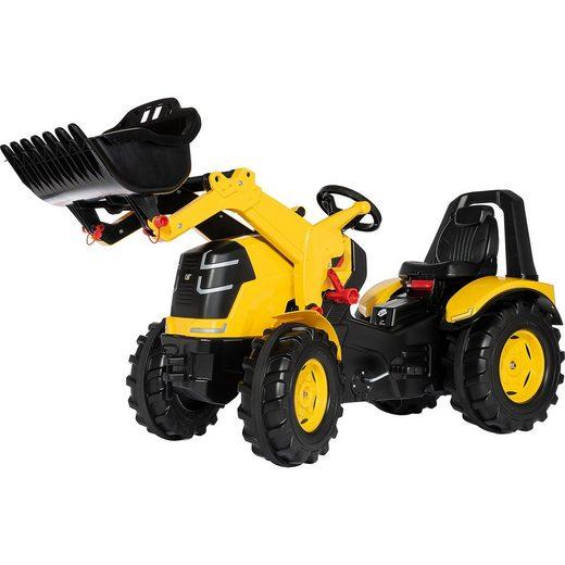 Rolly Toys Trettraktor rollyX-Trac Premium CAT mit Frontlader