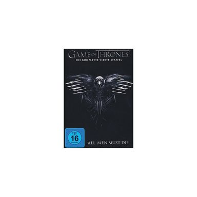 DVD Game of Thrones - Staffel 4 (5 DVDs)