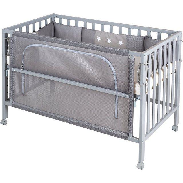 Kinderbetten - Roba® Kinderbett safe asleep Little Stars »  - Onlineshop OTTO