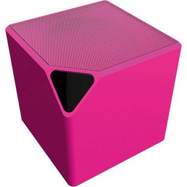 BigBen Bluetooth-Lautsprecher BT14, pink