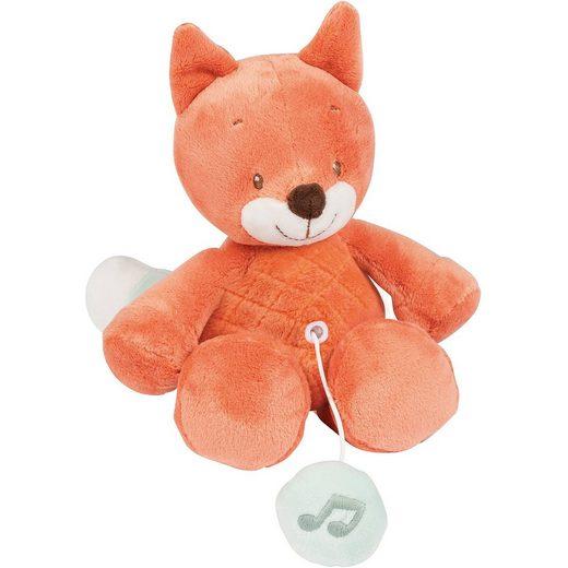 Nattou Mini-Spieluhr Fuchs