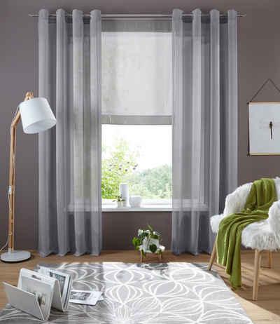 Wohnzimmergardinen online kaufen » Viele Maße | OTTO