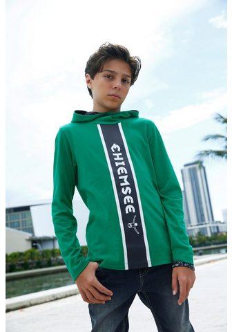CHIEMSEE Marškinėliai su gobtuvu