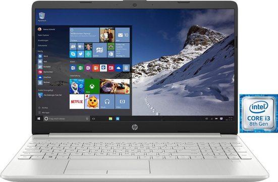 HP 15-dw0211ng Notebook »39,6 cm (15,6)Intel Core i3, 128 GB + 1 TB, 8 GB«