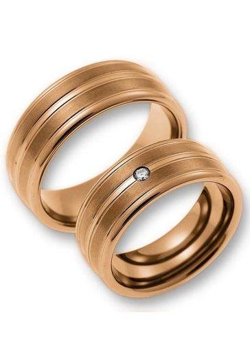 CORE by Schumann Design Partnerring »TW011.12/19105033, TW011.10/19105029« wahlweise mit oder ohne Zirkonia, Made in Germany