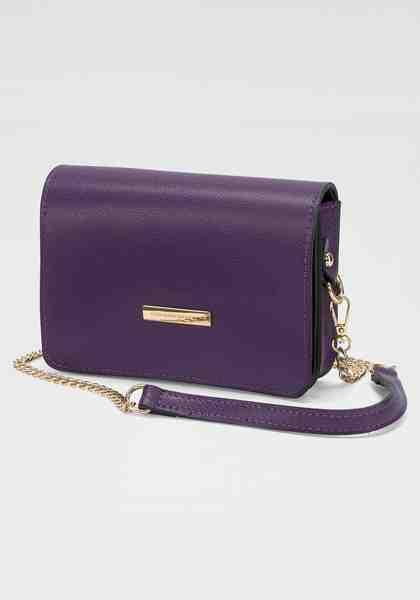 GUIDO MARIA KRETSCHMER Handtasche, aus hochwertigem Leder mit GMK-Logo