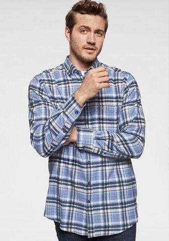 DANIEL HECHTER Flaneliniai marškiniai