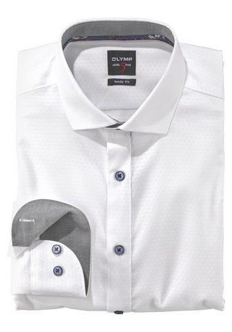 OLYMP Dalykiniai marškiniai »Level Five Glau...