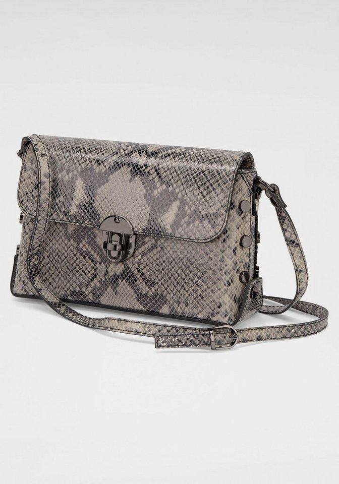 new styles ea55a 7c4d6 GUIDO MARIA KRETSCHMER Handtasche, aus hochwertigem Leder in Reptil-Optik  online kaufen | OTTO