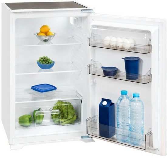 exquisit Einbaukühlschrank EKS 131-4.2 RVA++, 88,0 cm hoch, 54,0 cm breit, A++, integrierbar