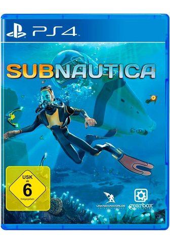 U&I ENTERTAINMENT Subnautica PlayStation 4