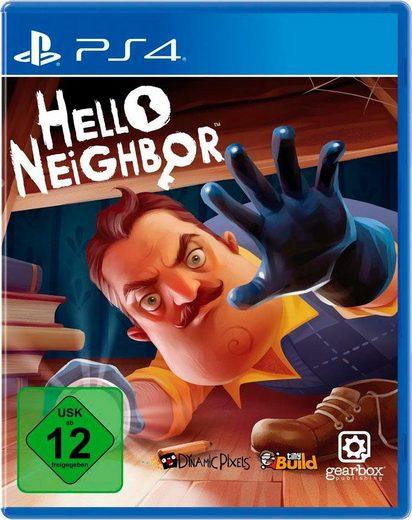 Hello Neighbor Hide & Seek PlayStation 4