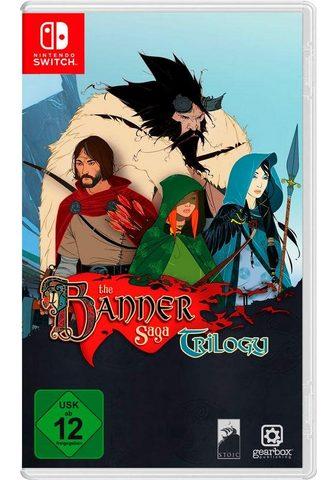 U&I ENTERTAINMENT The Banner Saga Trilogy Nintendo Šakot...