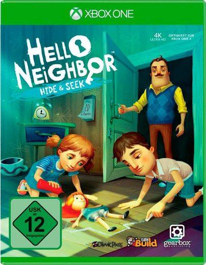 Hello Neighbor Hide & Seek Xbox One