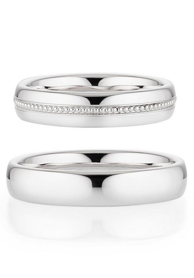 Bruno Banani Partnerring »991 962/90/00, 991 963/90/00« Made in Germany | Schmuck > Ringe > Partnerringe | Bruno Banani