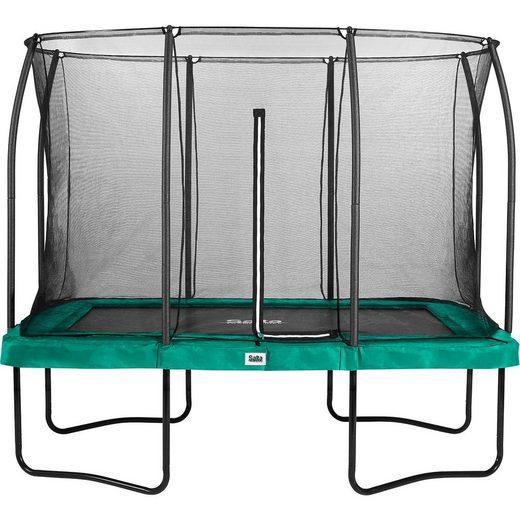 Salta Trampolin Comfort Edition 214x305 cm, grün
