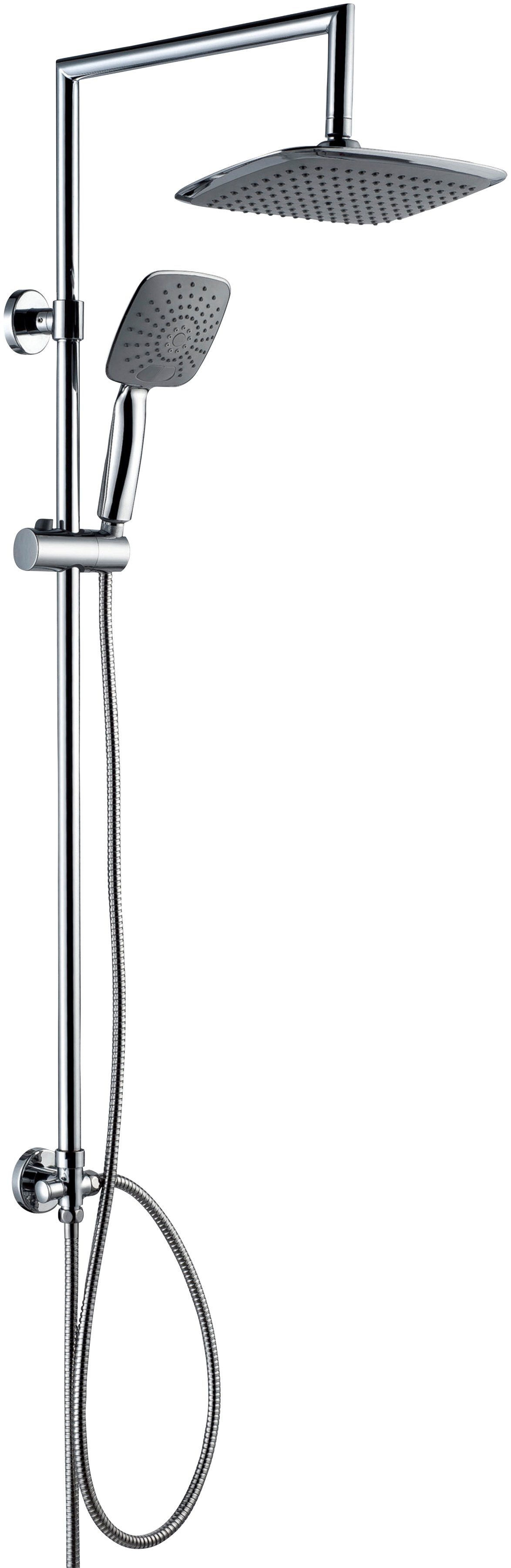 Duschsäule »STELLA«, Inkl. Wasserspardichtung