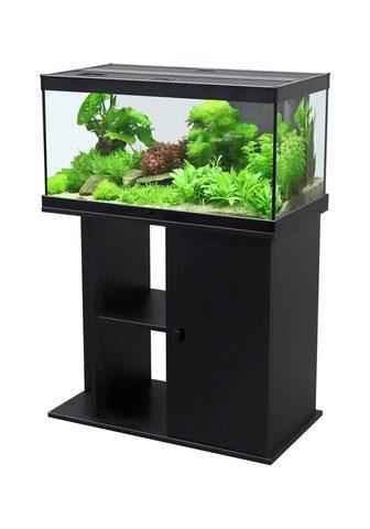 AQUATLANTIS Rinkinys: Akvariumas »Style 80 LED 2.0...