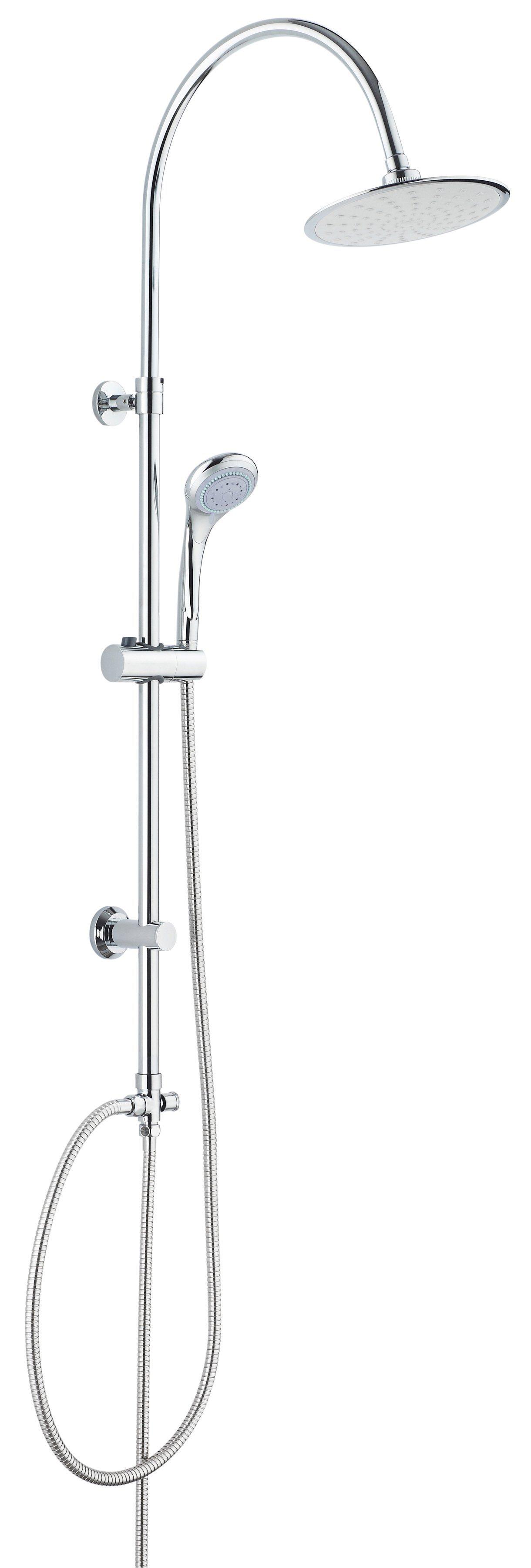 Duschsäule »Easy Relax«, Inkl. Wasserspardichtung