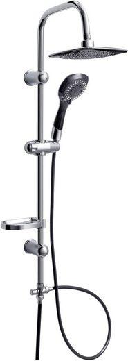 EISL Überkopfbrause »Duschtraum«, Set mit Kopf- und Handbrause