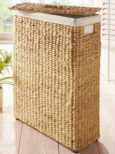 heine home Wäschesammler mit herausnehmbarem Wäschesack