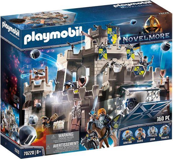 Playmobil® Konstruktions-Spielset »Große Burg von Novelmore (70220), Novelmore«
