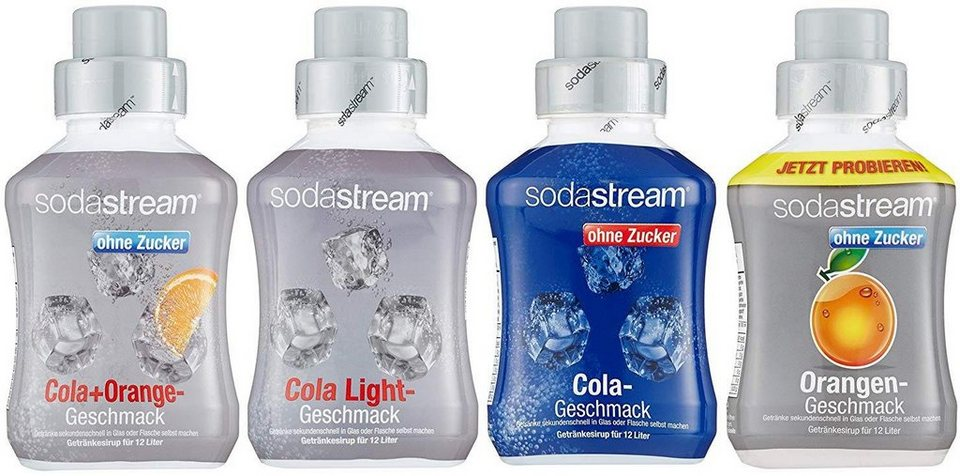 sodastream getr nke sirup cola ohne zucker orange ohne. Black Bedroom Furniture Sets. Home Design Ideas