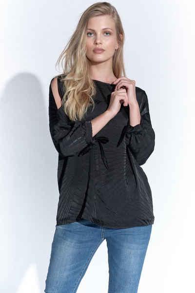 Vestino Shirtbluse mit Struktur