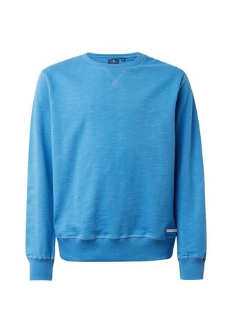 TOM TAILOR Sportinio stiliaus megztinis »Schlicht...