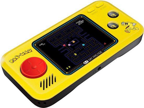 Classic, Pac-Man Hits Handheld Konsole mit 4 Spielen