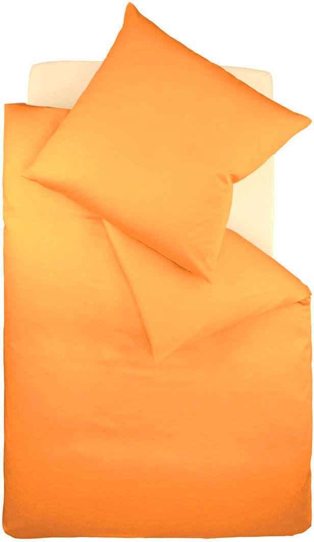 Bettwäsche »Colours«, fleuresse, großes Farbsortiment