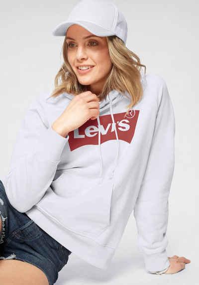 Levi's® Kapuzensweatshirt »Graphic Hoodie Batwing« Mit typischem Batwing-Print