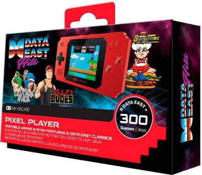 Classic, Pixel Player - Handheld Konsole mit 300 Spielen