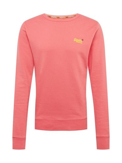 Superdry Sweatshirt »ORANGE LABEL PASTELLINE CREW«