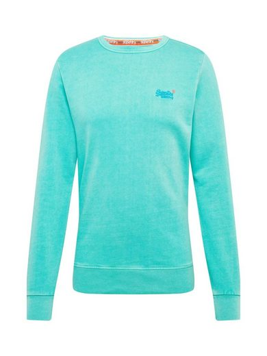 Superdry Sweatshirt »ORANGE LABEL PASTELLINE CREW«