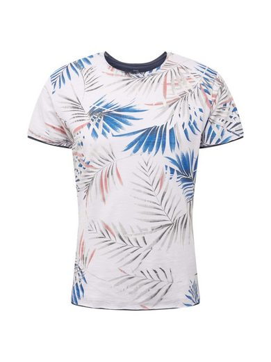 Key Largo Rundhalsshirt »MT PALM round«