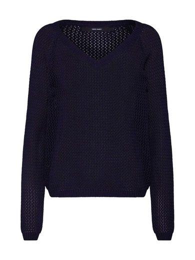Vero Moda Вязаный пуловер »Bee«