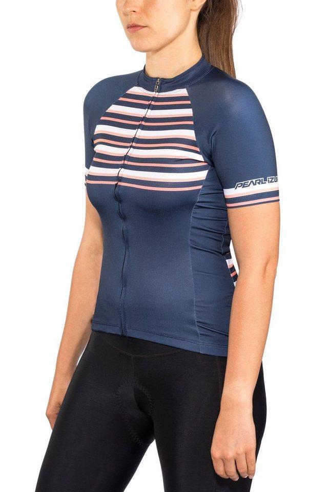 Damen Pearl Izumi T-Shirt »Elite Pursuit LTD Jersey Damen« blau, weiß   08717009394109