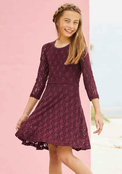 94d66599f65bb Mädchenkleider in rot online kaufen | OTTO