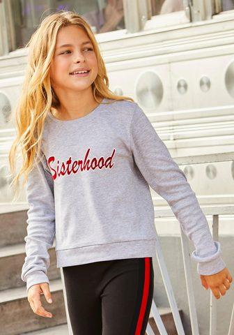 BUFFALO Marškinėliai ilgomis rankovėmis »Siste...