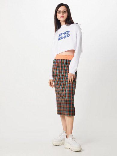 NA-KD Sweatshirt »Short Sweat«