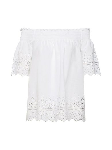 Only Shirtbluse »SHERY EMB ANGLAISE« Lochmuster