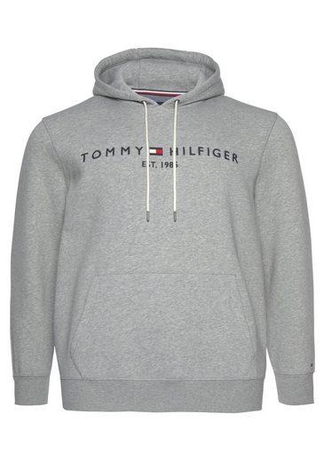 Tommy Hilfiger Big & Tall Kapuzensweatshirt »Big & Tall TOMMY LOGO HOODY«